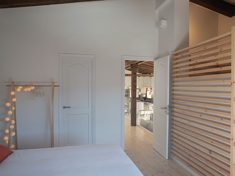 cal baridà totes les habitacions amb bany, casa rural turisme rural